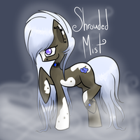 Shrouded Mist **AUCTION CLOSED** by BlueyedRED