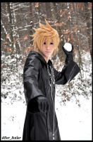 Axel snowball is coming by oOButler-ChanOo