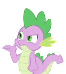 Spike For real? by vicse