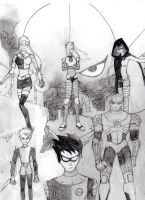 Slade's Titans by lonelywritergirl16