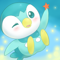 shiny piplups by drill-tail