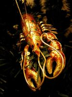 My tree has... lobsters? 1 by koganemouche