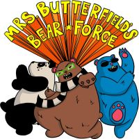 Mrs. Butterfield's Bear Force by rosalarian