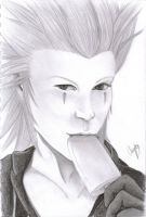 Axel: Icecream is close enough by AriaWho