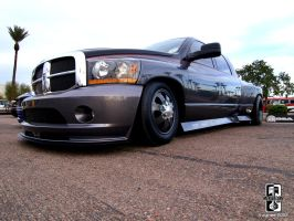 Dodge Ram Slam by Swanee3