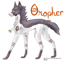 Oropher by RedSwagStory