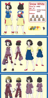 Pokemon Trainer Snow White by Hapuriainen