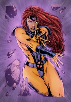 Jean Grey by cssix