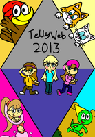 TellyWeb 2013 ID by tellywebtoons