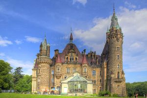 Moszna Castle 2007 by Damiano79
