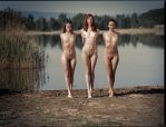 3 sisters by minjos