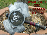 Warcraft totem! by Noxinabox