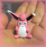 Pocket Monster: Wigglytuff by HollieBollie