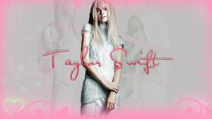 Taylor Swift Wallpaper by therealkevinlevin