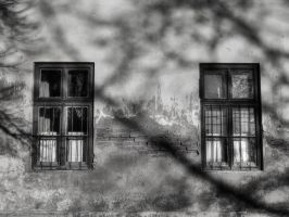Windows to the past the Dark version by Khanzen