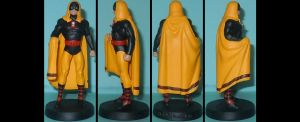 Golden Age Hourman Rex Tyler custom figurine by Ciro1984