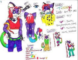 New new NEW Tunny ref by TunnySaysIDK