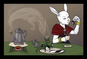 Weekly Challenge: Tea Time 02 by Bandlith