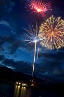 Vallecito Fireworks 3 by Magical-Me