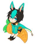 Chibi for xxyumi-donoxx 2-2 by CookieHana