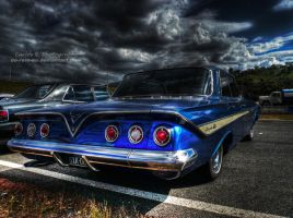 1961 Chevrolet Impala by oO-Rein-Oo