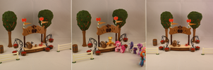 Blind Bag Pony Playset One [BBPP-1] EQD by hazmatanddecon