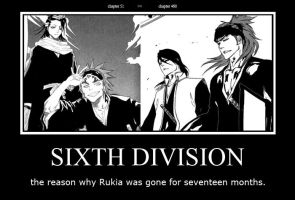 Sixth Division Evolution by ambivalentlight