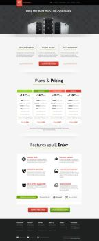 CloudHost - Hosting WordPress Theme by ThemeFuse