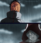 Tobi And Kabuto - Collab by Nazel90