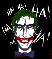 Joker: Take Two. by Cheddar79