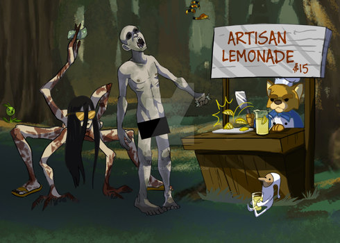 Artisan Lemonade by RobinOlsen2011