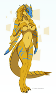 Tigrex by Silver-spirit666