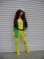 X-Men Rogue by mysticheero