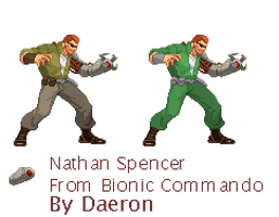 Nathan Spencer Cvs by Daeron-Red-Fire