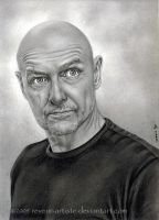 LOST - John Locke by reveur-artiste