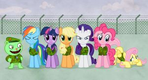 Flippy's new recruits by Culu-Bluebeaver