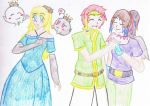 With Their Lovers - Collab by Nintendo-FreakXD