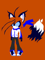 Introducing Infernus the FireFox by ExtinguishedFire12