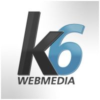 k6webmedia logotype by tondowebmedia