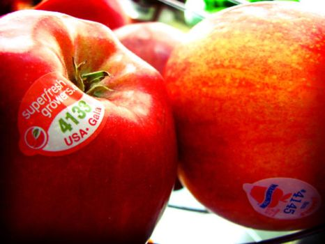 USA apples by marcegaral