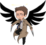 Castiel by thatone-kid