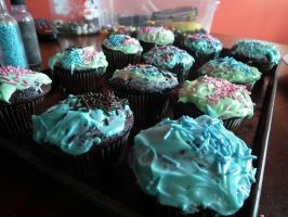 Cupcakes 1 by Cailum