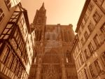 Strasbourg Cathedral by Mondilein