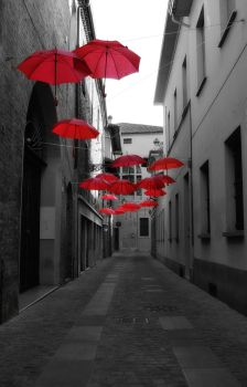 ..in the red.. by TricksterNabi