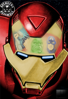 Avengers Assembled - coloured by ActorzInc