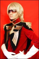 The Red Comet - Gundam 0079 by love-squad