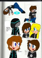 Tron A New Beginning page 5 by BillyBCreationz