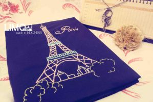 Eiffel 3 by LIMOmade