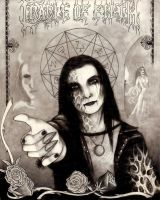 Cradle of Filth by Wild-Huntress