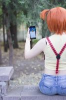 Misty cosplay (Pokemon) by Shibitohime 2 by frontsideair